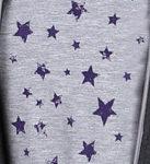 двунитка звезды меланж