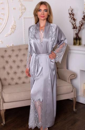 Домашняя одежда шелк и атлас